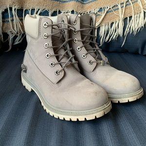 """Women's Timberland 6"""" Metallic Collar Premium Boot"""